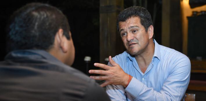 Carlos Hermosillo. Foto HSI/Jordan Perdomo