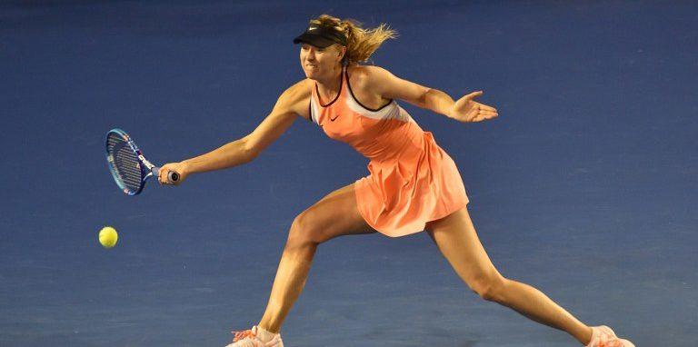 Maria Sharapova volverá a las canchas en abril en Alemania