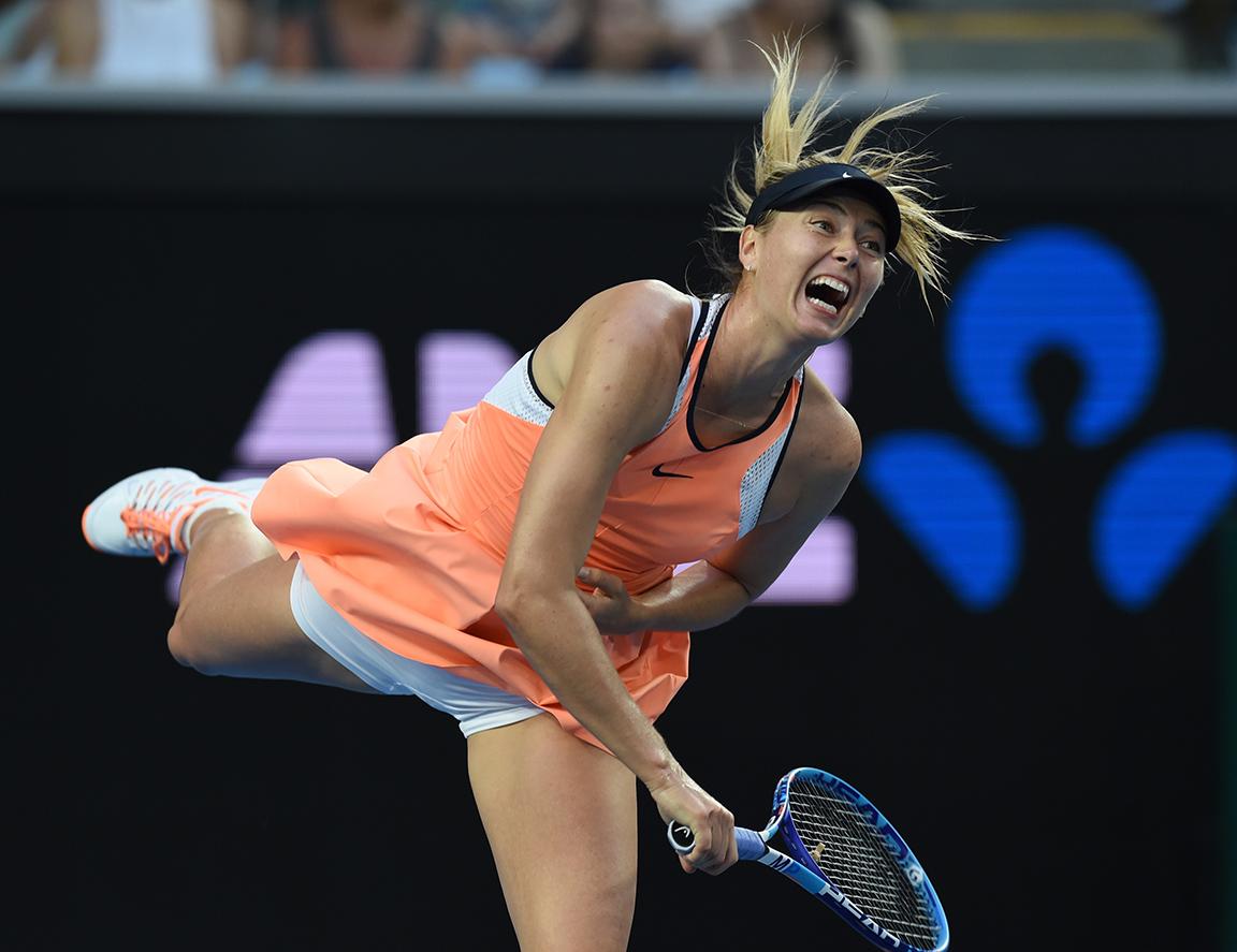 María Sharapova recibe invitación para jugar el US Open 2017