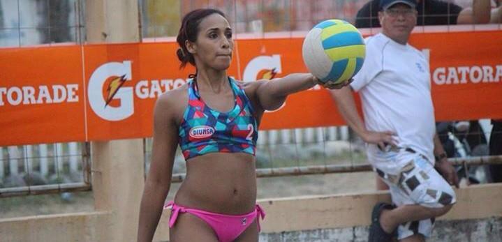 Exitoso torneo de voleibol de Playa en La Ceiba