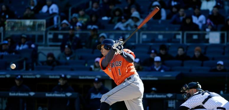 Bradley sólido; Correa se luce con los Astros