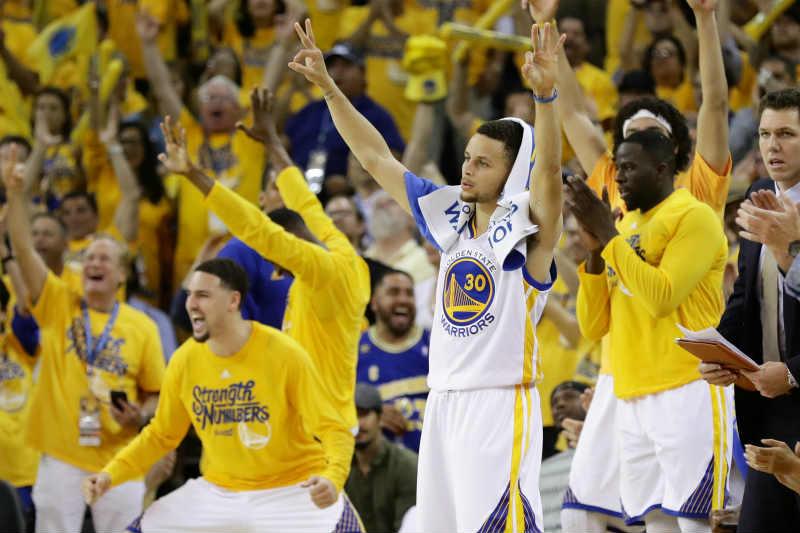 Curry y Thompson esperan a LeBron James en final de NBA