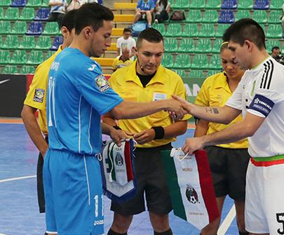 Honduras inicia con dos derrotas en el premundial de Futsal