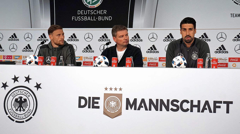Alemania confirma su Mannschaft; Reus fuera por lesión