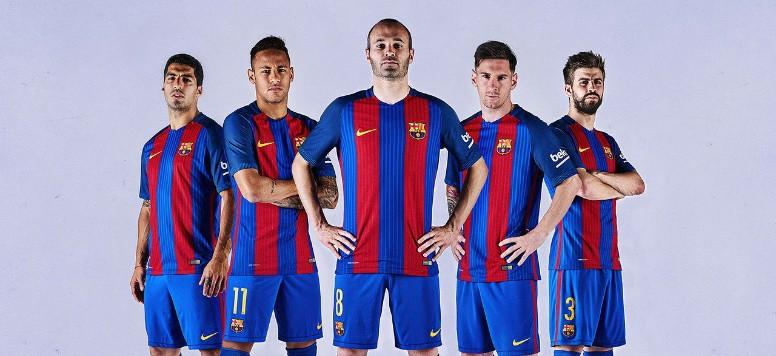 Barcelona tiene nueva camiseta, inspirada en la primera Copa de Europa