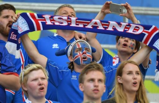 Simplemente ISLANDIA, la mas grata sorpresa del fútbol en 2016