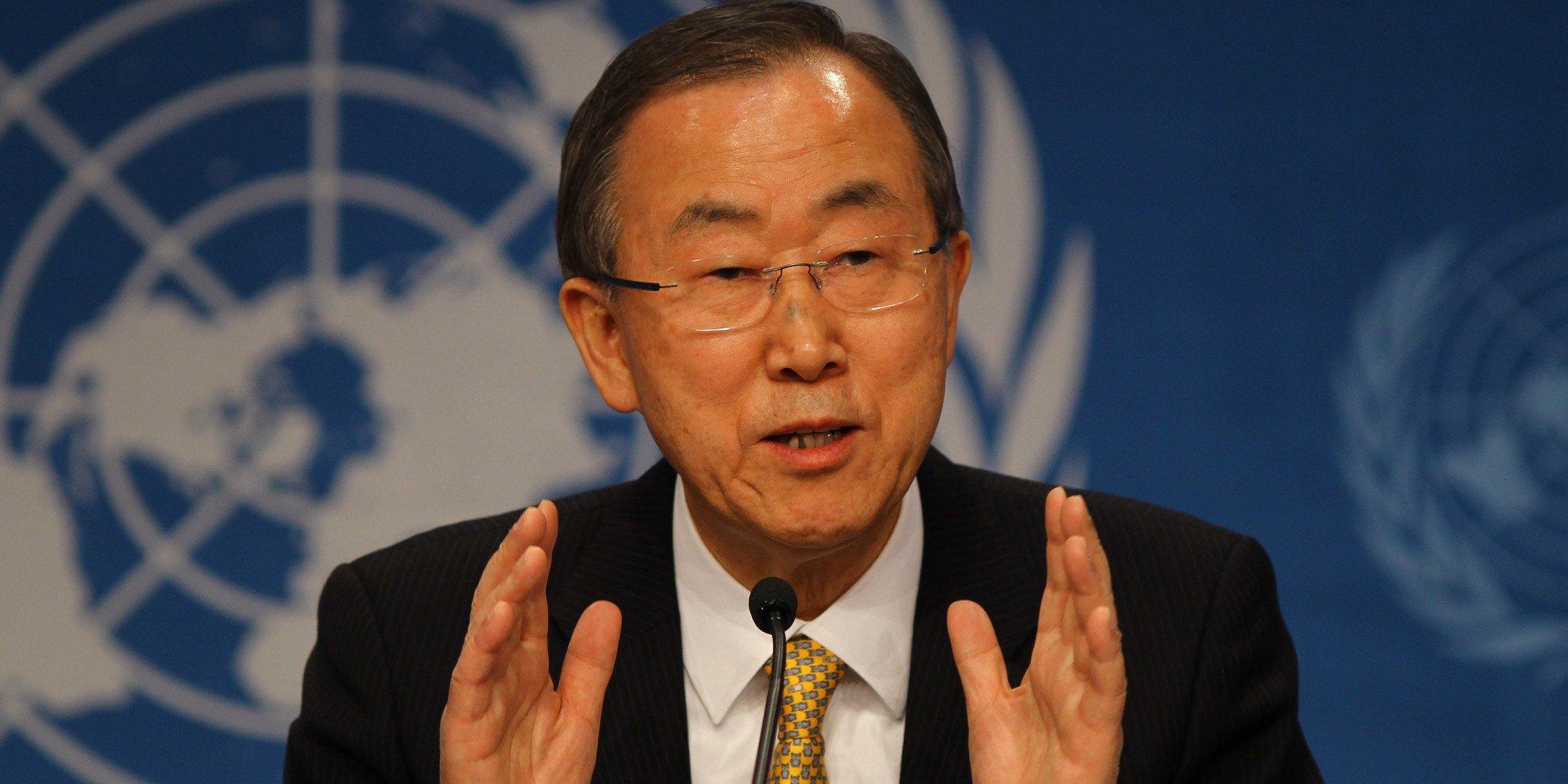 Ban Ki Moon apela a la tregua olímpica para pedir el cese de los conflictos