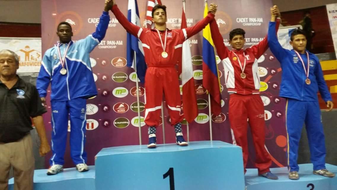 Resultado de imagen para hondureños en campeonato panamericano de lucha