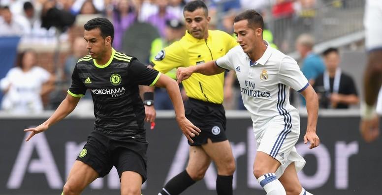 Real Madrid terminó pidiendo la hora ante el Chelsea