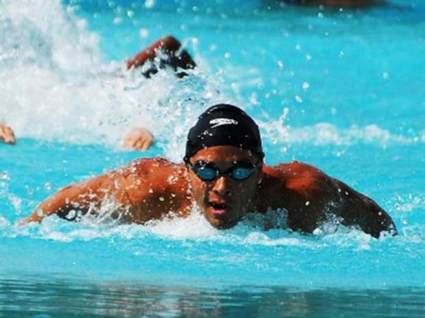 Mañana es el debut de Allan Gutiérrez en la natación olímpica