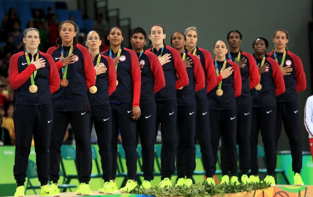 Eua vence a espa a en baloncesto femenino y su sexto oro - Las chicas de oro espana ...