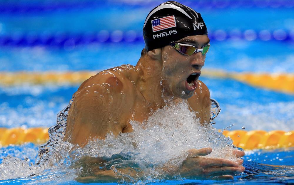Imbatible Phelps en Rio 2016 y suma 22 doradas en su currículo olímpico