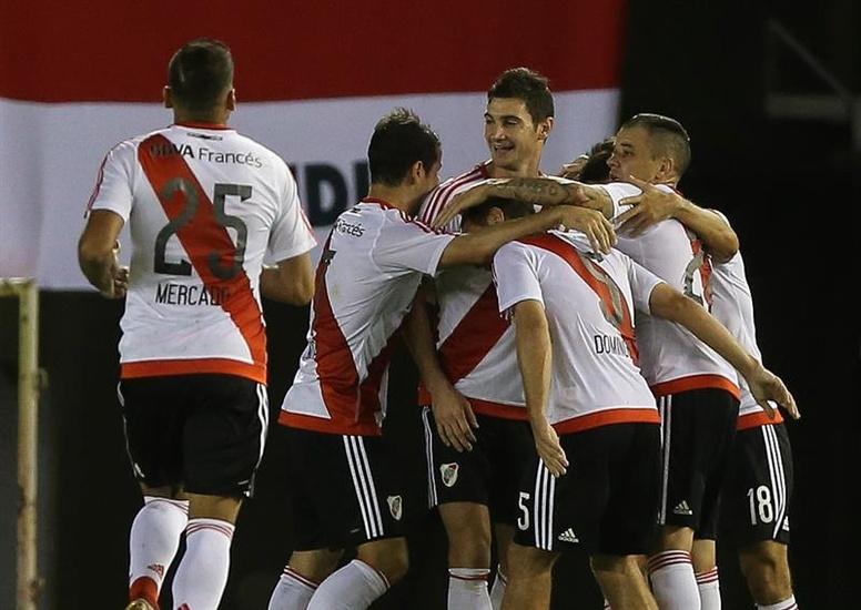 River gusta y golea; Boca pierde ante Lanús en el inicio de la Liga argentina