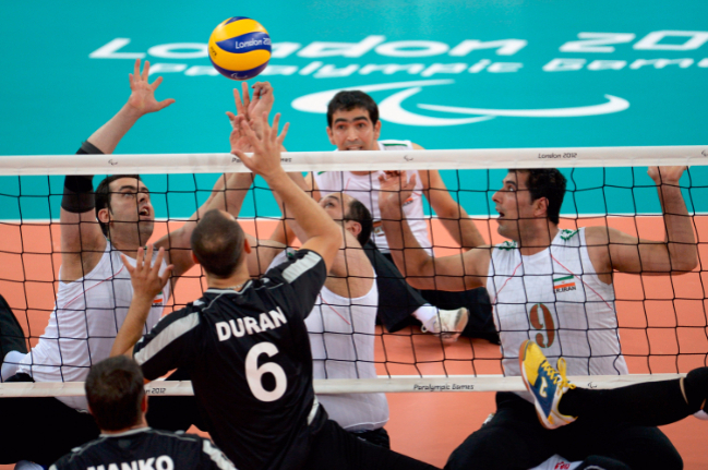 Irán y Bosnia y Herzegovina podrían volver a enfrentarse en una final de los Juegos Paralímpicos por quinta vez