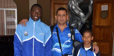 Luchadores catrachos al Campeonato Juvenil Sudamericano y Panamericano menor
