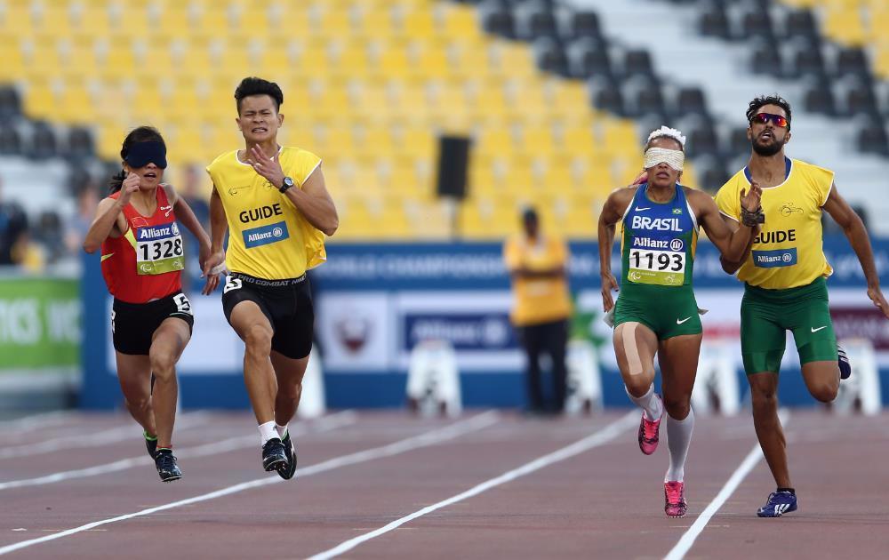 Diez choques de alto voltaje que no se puede perder en los Juegos Paralímpicos