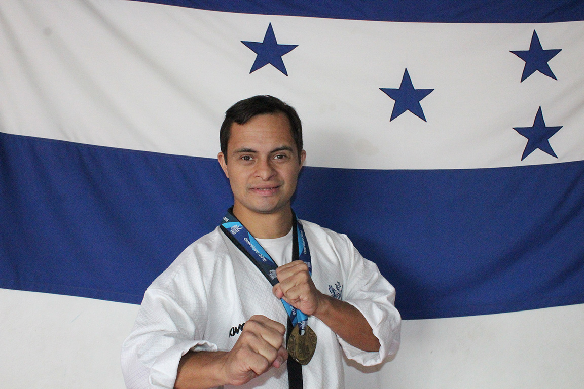 Guillermo Erazo Júnior: un ejemplo de constancia y lucha sin límites