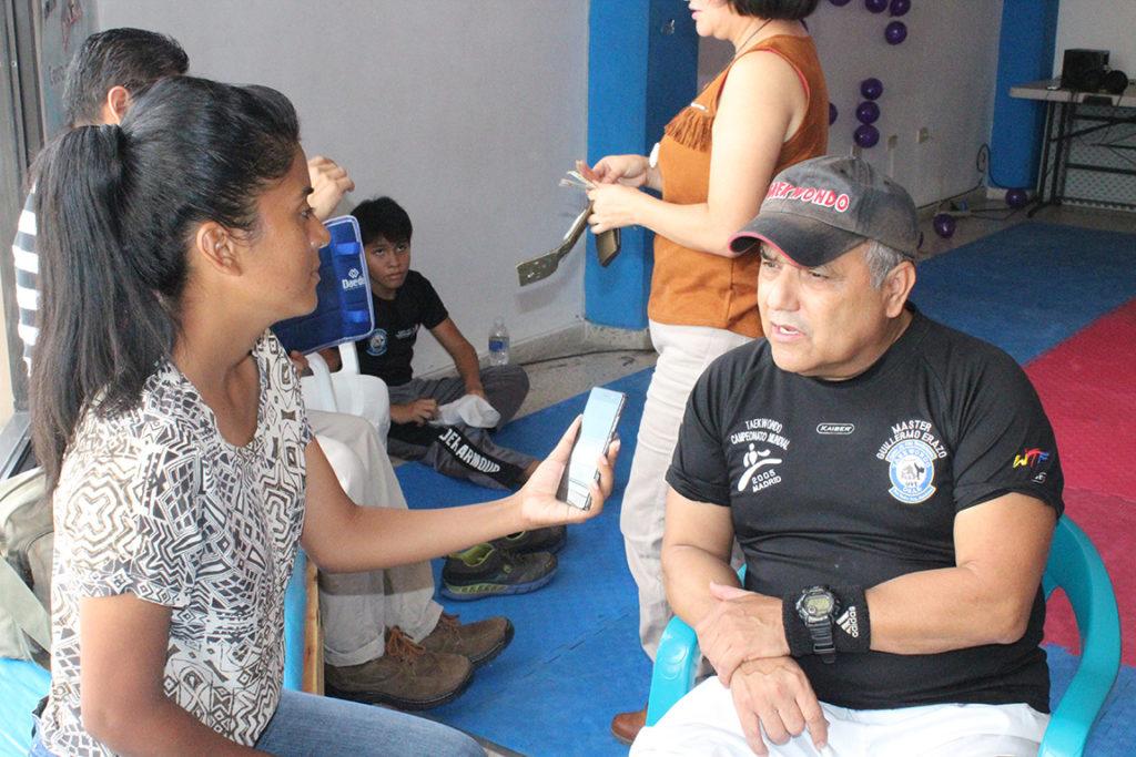 El coronel retirado, Guillermo Erazo, nos cuenta los detalles sobre Junior en su vida y deportes. Foto HSI