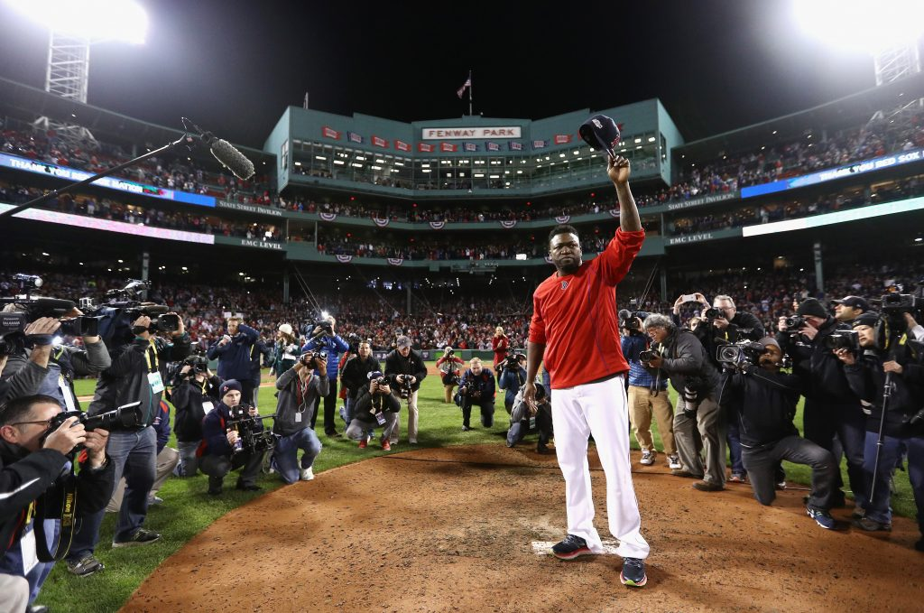 Adiós a Big Papi con derrota y eliminación de los Red Sox de Boston