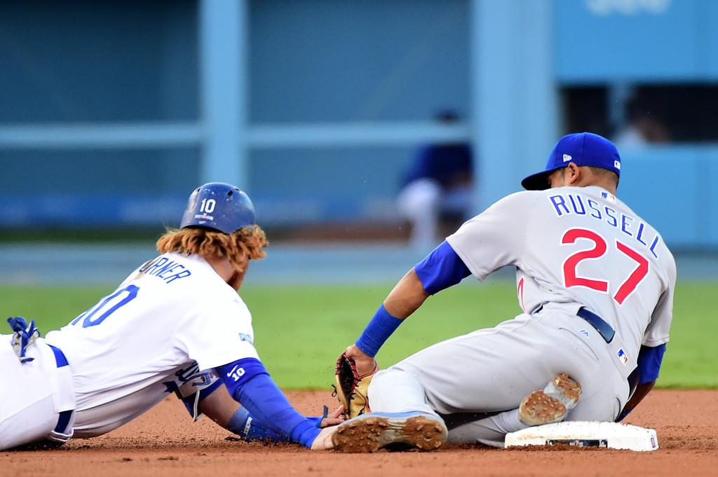 Cachorros empatan la serie con paliza incluída sobre los Dodgers