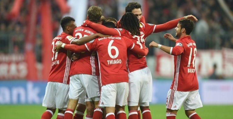 El Bayern vence al Augsburgo y avanza a octavos en la DFB Pokal