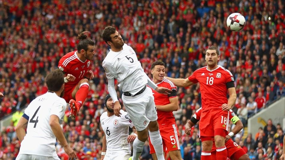 Bale y Gales se 'desinflan' rumbo a Rusia 2018. Georgia les roba dos puntos en Cardiff