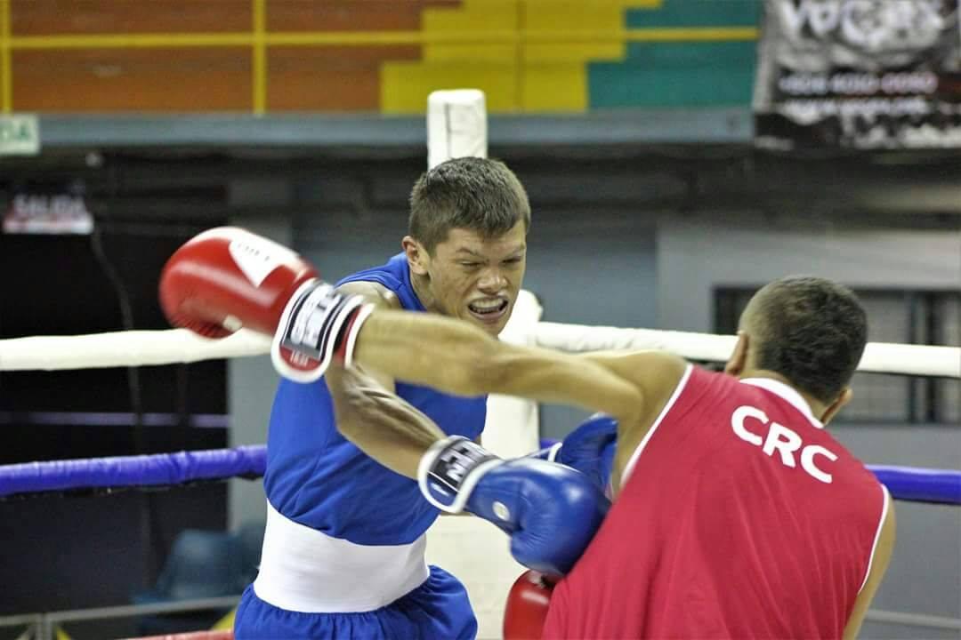 Exitosa participación de boxeadores catrachos en Centroamericano 2016