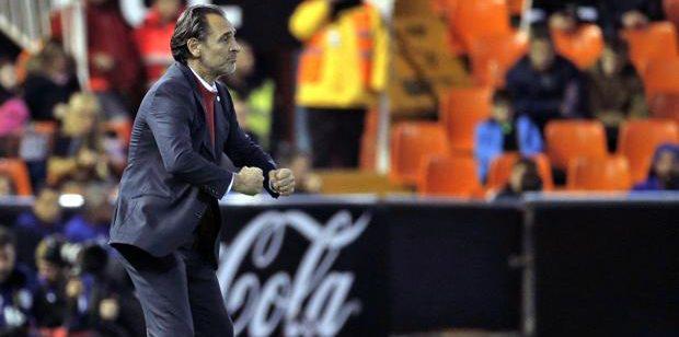 Última hora: Prandelli presenta su dimisión como técnico del Valencia