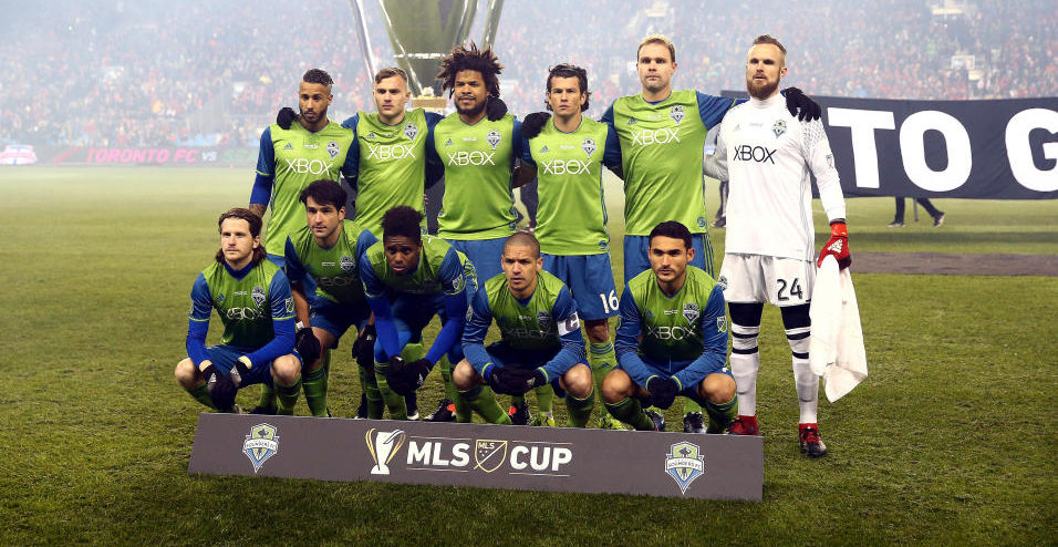 El Seattle Sounders se corona campeón de la MLS 2016