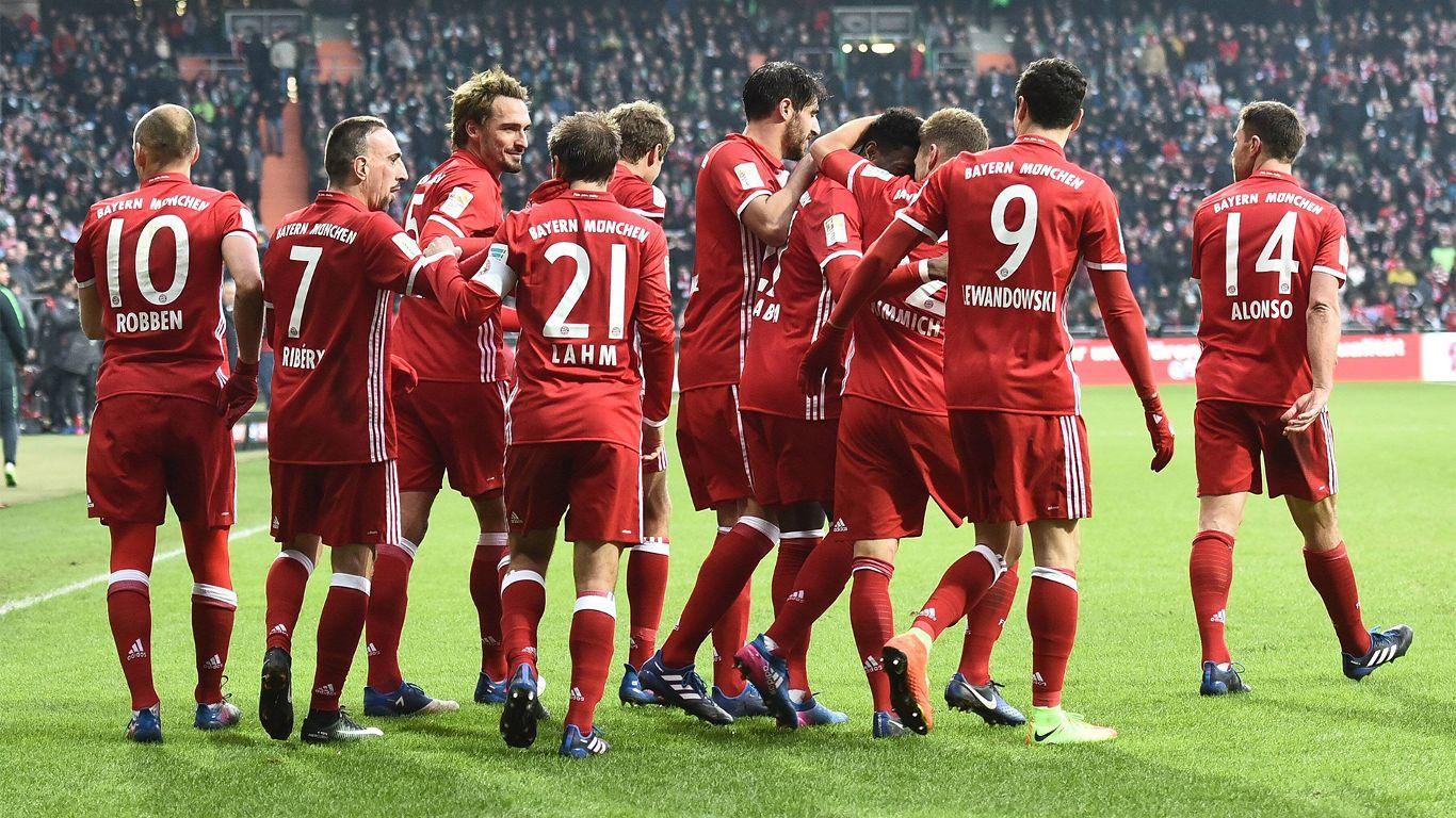 A falta de dos fechas para el final, Bundesliga busca los mejores con un Bayern campeón