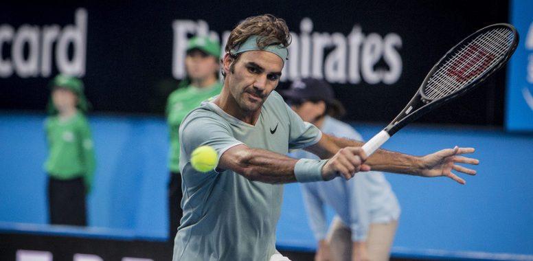 Federer cae ante el alemán de 19 años Alexander Zverev en la Copa Hopman