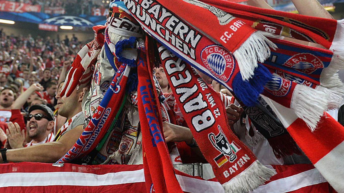 El FC Bayern München celebra su 117 aniversario
