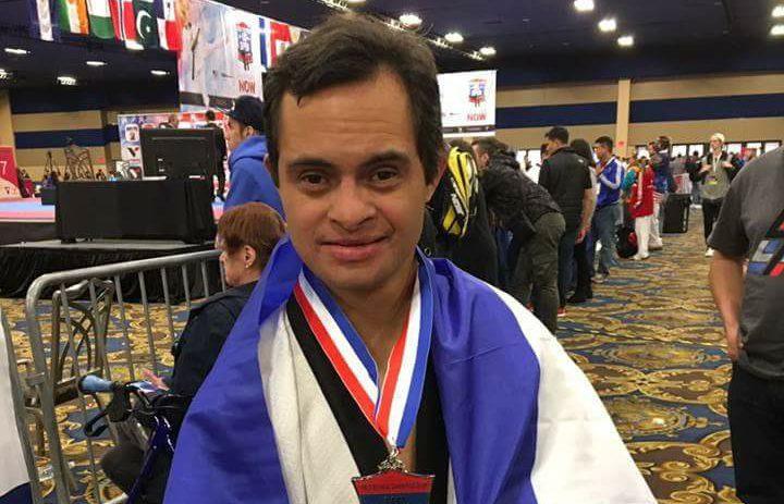 Guillermo Erazo Schauer gana medalla de plata en el US Open 2017