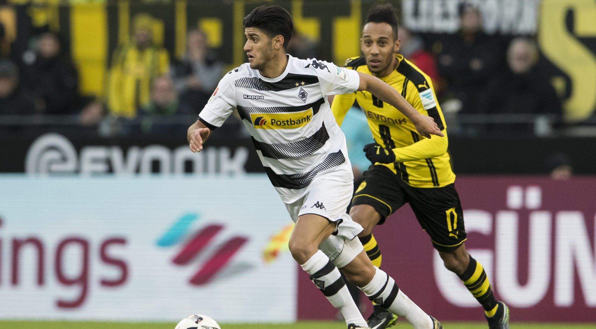 OFICIAL: Borussia Dortmund ficha al alemán Mahmoud Dahoud
