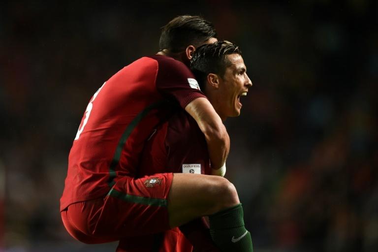 Suecia bate a la Portugal de Cristiano en su homenaje en Madeira