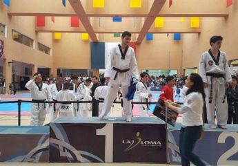Gabriel Guevara se baña de oro en el World Taekwondo Open 2017 de México