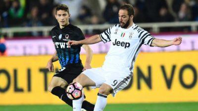 Atalanta se le 'atraganta' a la Juventus y le roba puntos en Bérgamo