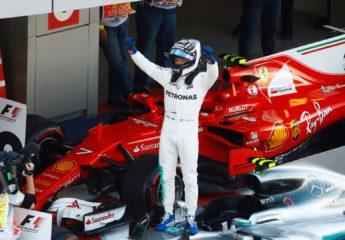 Bottas muestra que también sabe ganar y le rompe a Vettel hegemonía en GP de Rusia