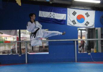 Honduras listo para participar en el Abierto Mundial de Taekwondo México 2017
