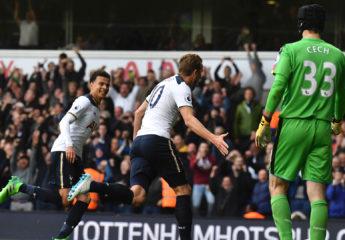 Tottenham vence al Arsenal y no da respiro al Chelsea, que también venció al Everton