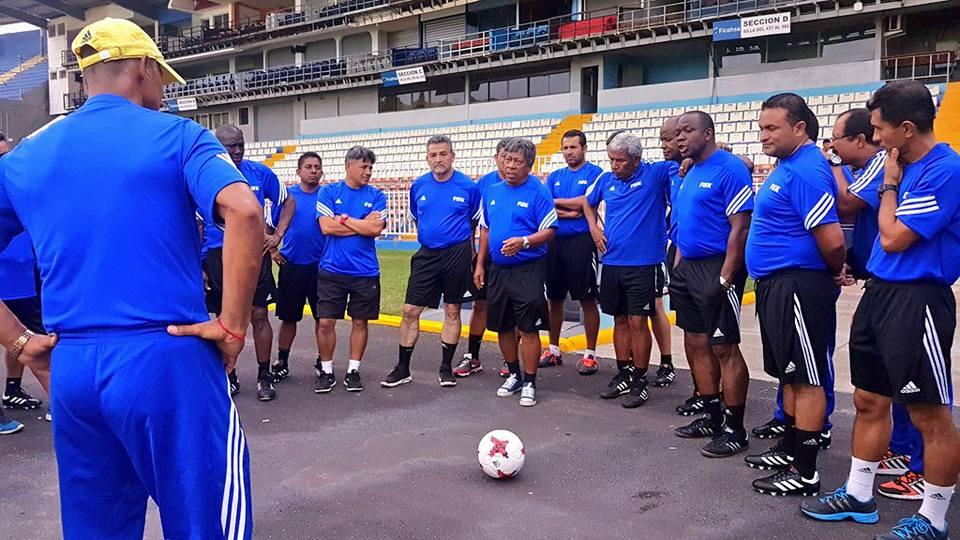 Clausurado el Seminario para Entrenadores facilitado por la FIFA y Fenafuth