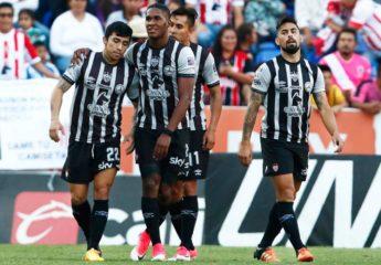 Brayan Beckeles y su Necaxa son de primera y ahora apuntan a la liguilla de la Liga MX