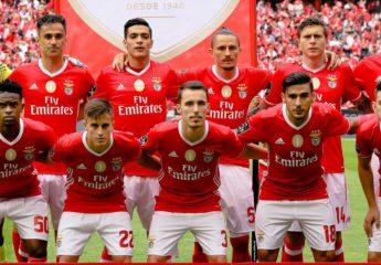 Benfica, tetracampeón de Portugal tras golear a Vitória Guimaraes
