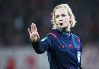 Bibiana Steinhaus será la primera mujer en pitar en la historia de la Bundesliga