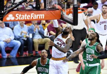 Cavaliers cerca de la final de la NBA al vencer a Celtics y dejar la serie 3-1