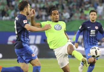 Wolfsburgo saca magra ventaja por la permanencia frente al Eintracht Braunschweig