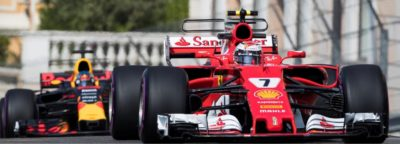 Ferrari domina Montecarlo. Kimi y Vettel primeros; Hamilton sale en la posición 14