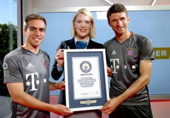 La racha del Bayern entra en el Libro Guinness de los récords mundiales