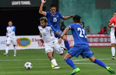 Honduras empata con El Salvador mientras México cae frente a Croacia antes de enfrentarse en el Azteca