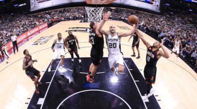 Spurs en extra tiempo, le saca ventaja a los Rockets y pone un pie en la final del Oeste